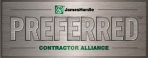James Hardie preferred contractor in Orlando siding and soffit replacement installation