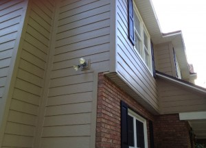 replacement siding installation in central Florida