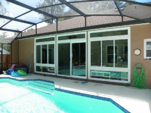 pool doors and windows