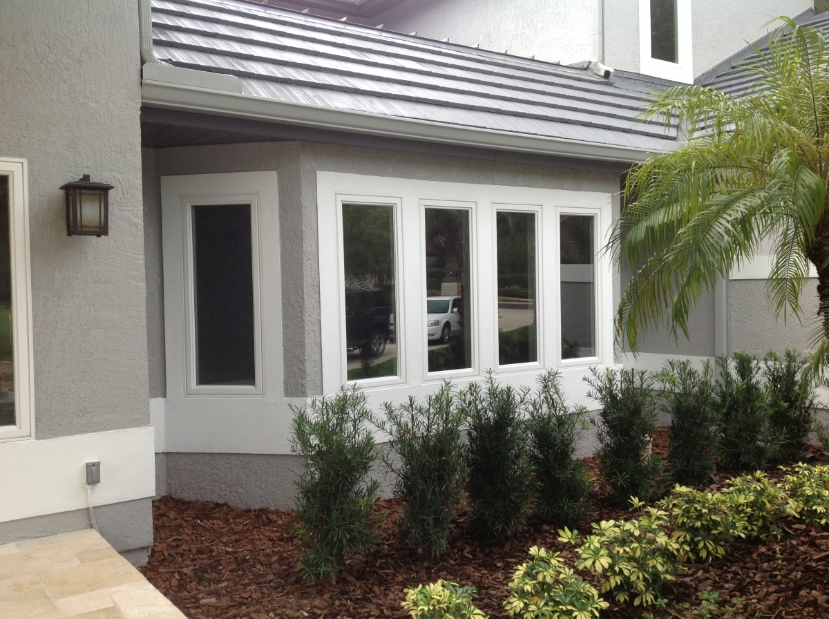 Windows creative remodeling of orlando contractor for Window installation orlando